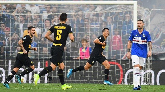 Live Streaming BeIN SPORTS 2 / RCTI Inter Milan vs Sampdoria Liga Italia Pukul 02.00 WIB