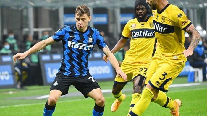 Parma vs Inter Milan, Liga Italia