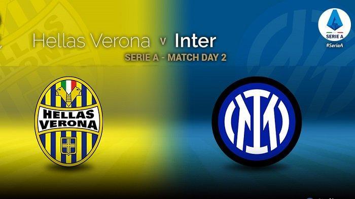 Live Streaming BeIN SPORTS 2 Verona vs Inter Milan & Siaran Langsung Liga Italia di RCTI Malam Ini