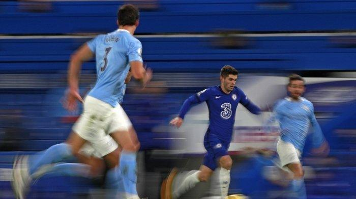 Live Streaming CHELSEA vs MANCHESTER CITY Semi Final Piala FA Disiarkan Channel TV BeIN SPORTS RCTI