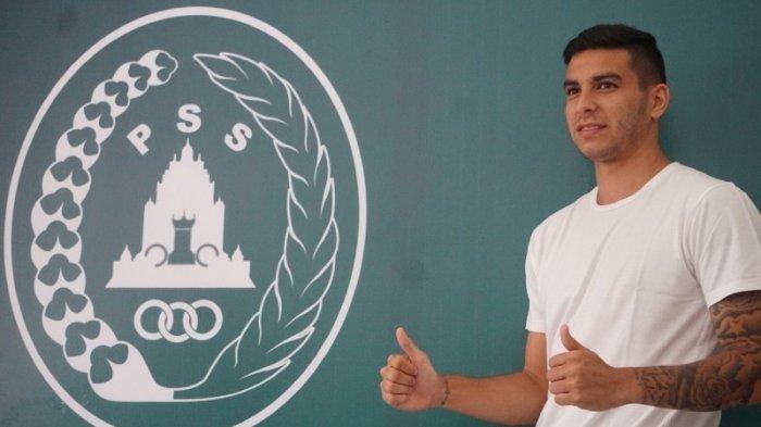 Gelandang PSS Brian Ferreira Akhiri Musim Lebih Cepat : Saya Akan Selalu Mendukung Tim Ini