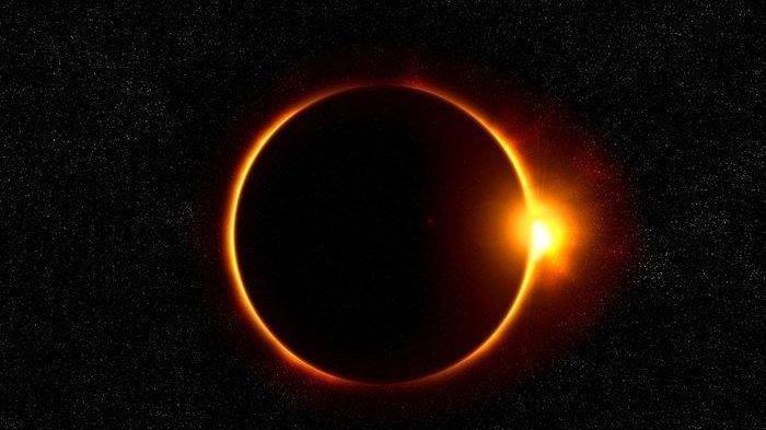 Tips Menyaksikan Gerhana Matahari Cincin dari BMKG