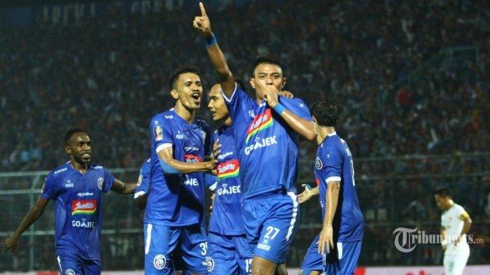 LINK Live Streaming Indosiar Arema FC vs Semen Padang BERLANGSUNG - Jadwal Liga 1 2019 Malam Ini
