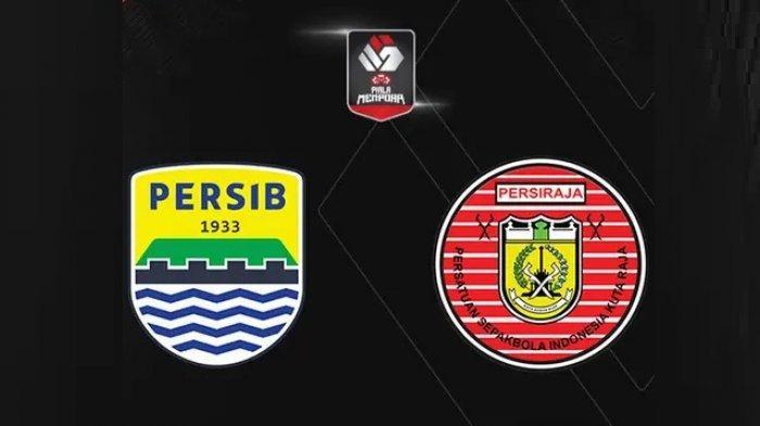 Persib vs Persiraja, Piala Menpora 2021