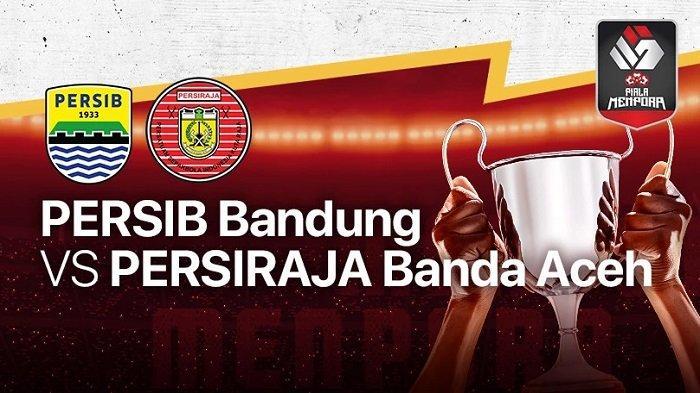 Live Streaming Indosiar Persib vs Persiraja Siaran ...