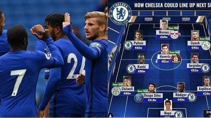 Live Streaming Southampton vs Chelsea - Formasi dan LINE UP