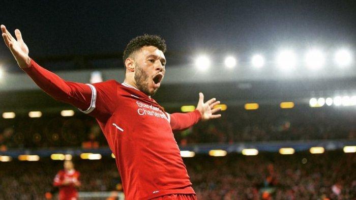 LIGA INGGRIS: Jadi Target Arsenal, Liverpool Siap LepasAlex Oxlade-Chamberlain