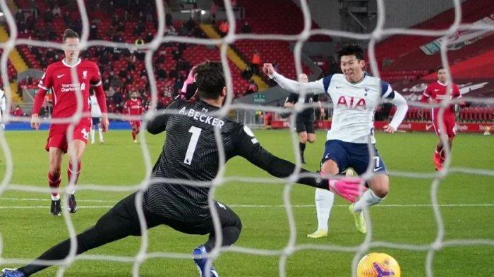 Jadwal Liga Inggris Malam Ini, Tottenham Hotspur vs Fulham, Live Mola TV