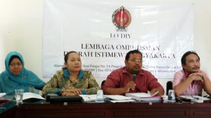 LO DIY Rilis Rekomendasi Akhir Kasus BWB Pajeksan