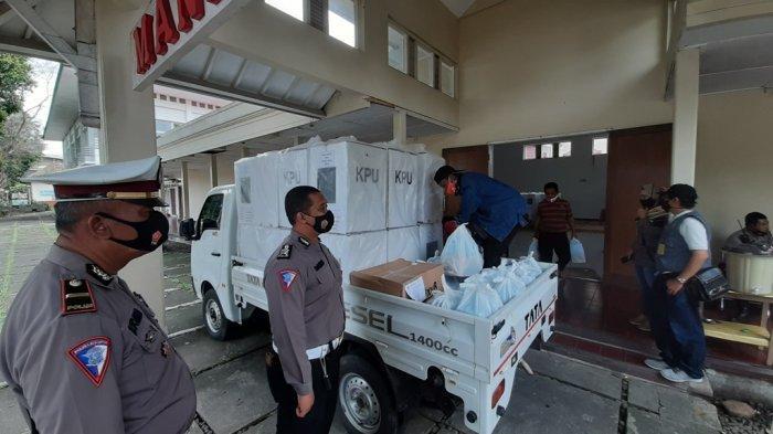 Logistik Pilkada Kota Magelang 2020 Selesai Didistribusikan ke 17 PPS