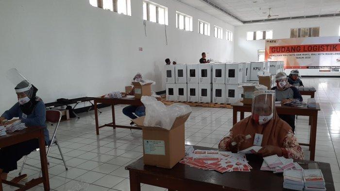 Logistik Pilkada 2020 Kota Magelang, Tinggal Menanti Formulir dan Daftar Paslon di TPS