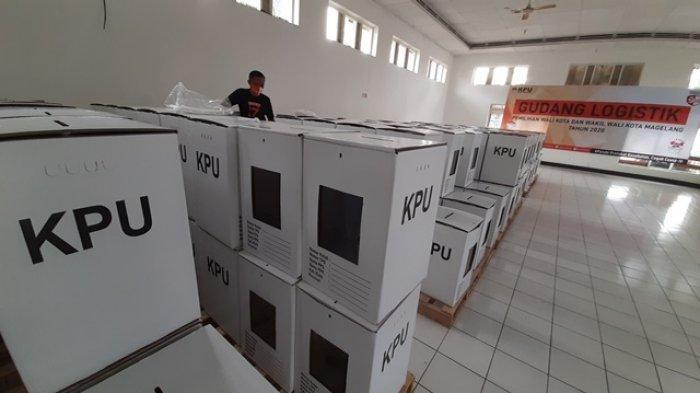 KPU Kota Magelang Melayani Pemilih di 12 Rumah Sakit dan Pasien Covid-19