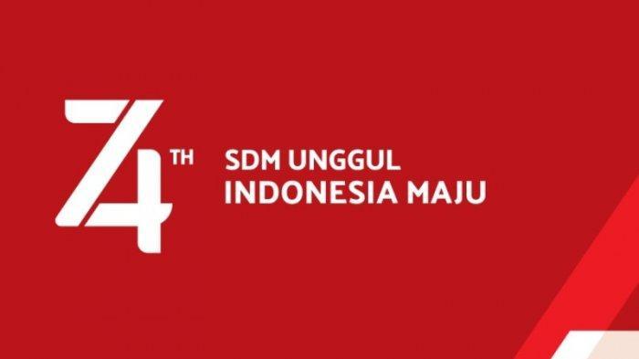 Link Download Logo Resmi Hut Ke 74 Kemerdekaan Ri Resolusi Besar Dan Info Diskon Pusat Perbelanjaan Tribun Jogja