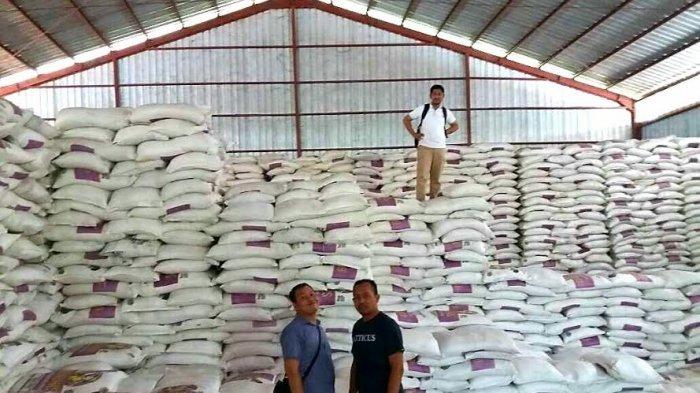 Penimbunan 1.220 Ton Gula Diungkap Ditreskrimsus Polda Jateng