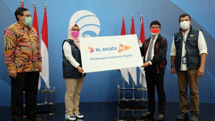 Lolos Uji Laik Operasi 5G, XL AxiataSiap Gelar Jaringan 5G di Indonesia
