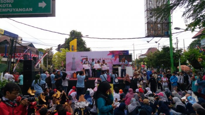 Haryadi Suyuti Ajak Warga Yogyakarta Terus Tumbuhkan Budaya Membaca