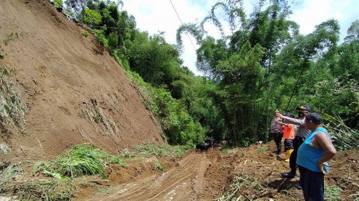 BREAKING NEWS: Akses Jalan Boyolali Magelang Tertutup Longsor, Berikut Jalur Alternatifnya