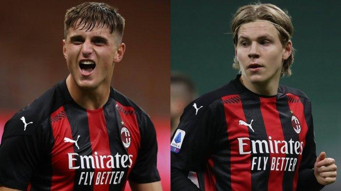BURSA Transfer AC Milan: Colombo Dipinjamkan Lagi, Hauge Segera ke Frankfurt?