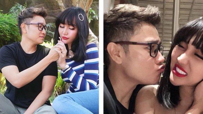 Lucinta Luna Pamer Foto Ciuman Mesra dengan Abash, Begini Komentar Netizen