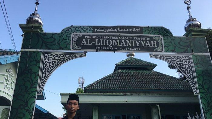 Pondok Pesantren Al-Luqmaniyyah, Ajak Santri Mondok Sambil Kuliah, Bukan Kuliah Sambil Mondok