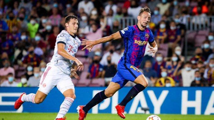 Barcelona FC 0-3 Bayern Munchen: Rating ter Stegen, Pique, Busquets, Luuk de Jong & Memphis Depay