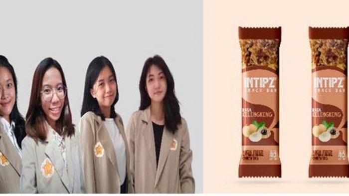 Mahasiswa UGM Kembangkan Snack Bar dari Bahan Kerak Nasi untuk Anti Obesitas