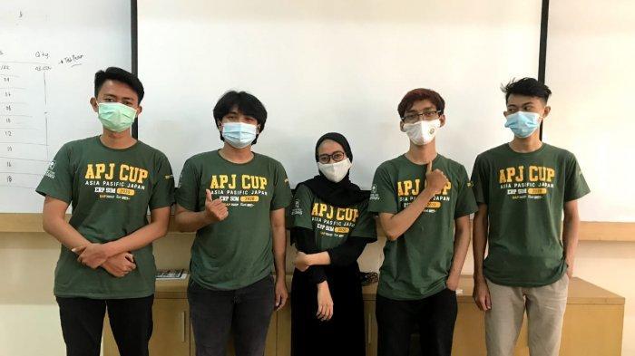 Mahasiswa UII Juara Kompetisi ERPsim Asia Pacifik Japan Cup 2020