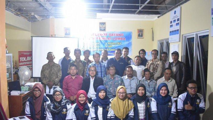 Mahasiswa KKN Undip Ulik Potensi Kelurahan Gedawang Melalui Master Plan