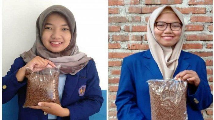 Mahasiswa UNY Ciptakan Pakan Lele Alami dari Enceng Gondok dan Keong Sawah