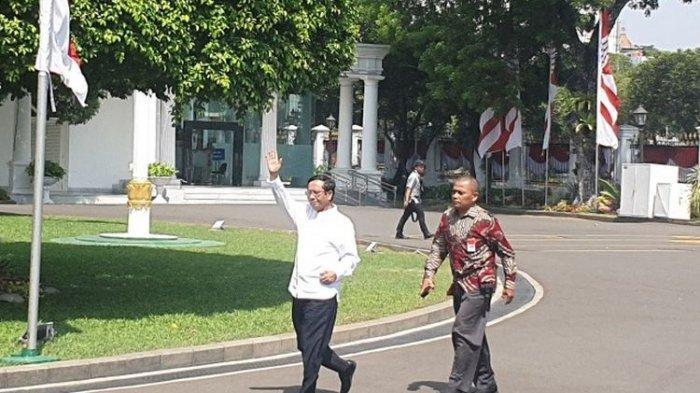Mahfud MD Dikabarkan Bakal Jadi Menteri Kabinet Kerja Jilid II, Ini Tanggapan dan Harapan Rektor UII