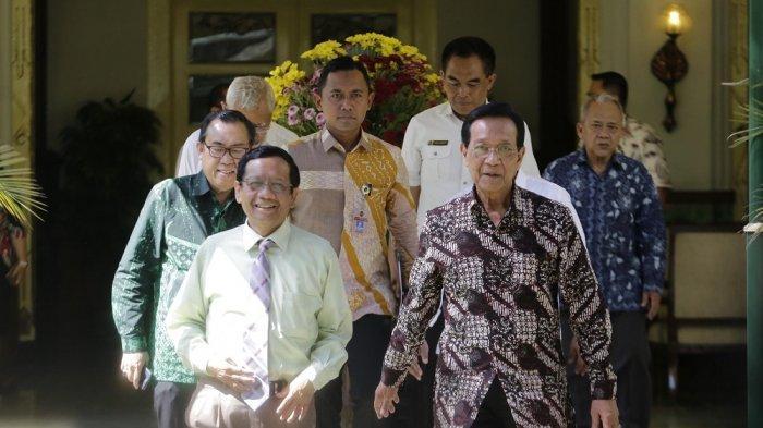 Mahfud MD Dapat Tugas Deradikalisasi dari Presiden Jokowi