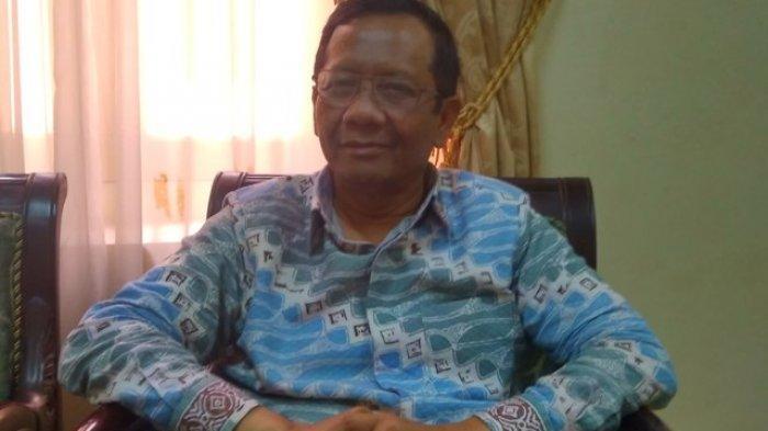 Mahfud MD Tanggapi Putusan MK Terkait Sengketa Hasil Pilpres 2019,