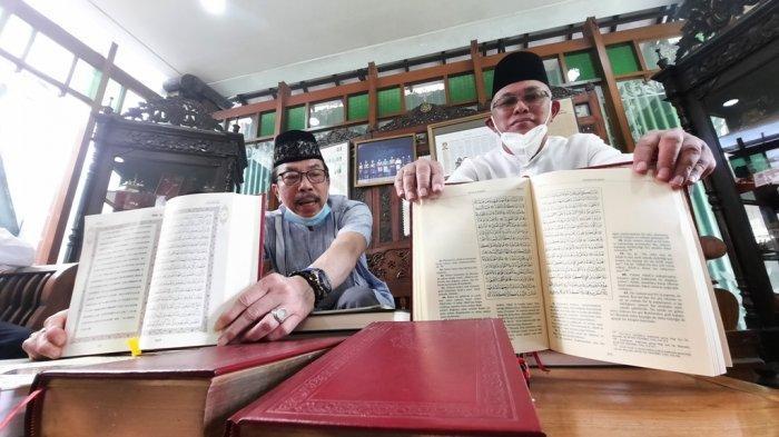 Koleksi Alquran dari Berbagai Belahan Dunia, Mahyudin Berhasrat Bangun Museum di Yogyakarta