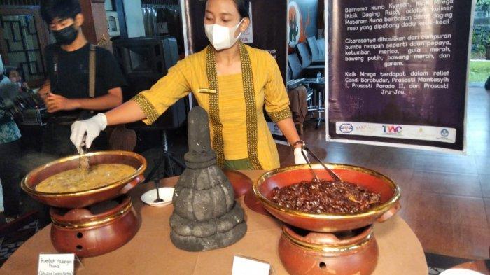 Indonesia Gastronomy Community Luncurkan Gastronosia: Dari Borobudur untuk Nusantara