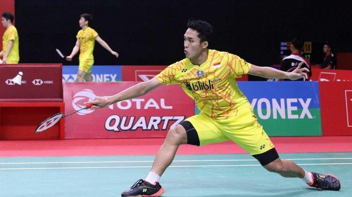 Hasil Lengkap Babak Pertama Thailand Open 2021, Empat Wakil Indonesia Lolos ke Babak Kedua
