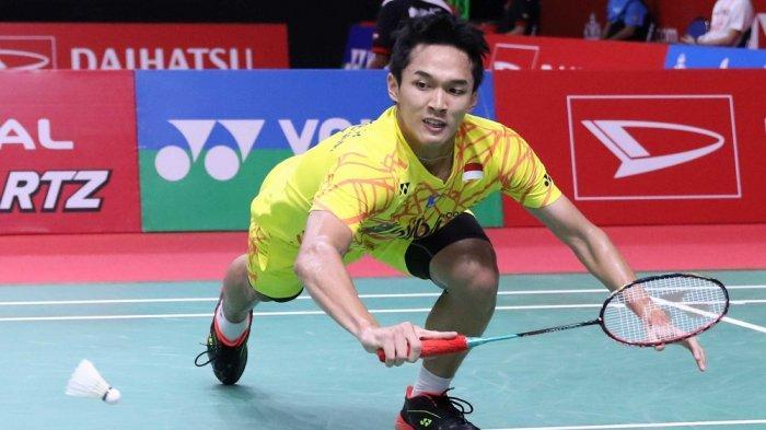 Malaysia Masters 2020 - Line Up Wakil Indonesia pada Babak 32 Besar