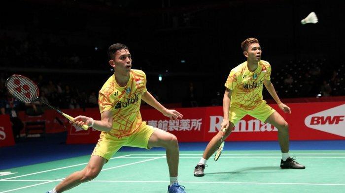 SEDANG BERLANGSUNG Link Streaming Bulu Tangkis Indonesia Masters 2020, LIVE di TVRI