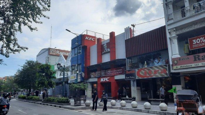 Jadi Lengang, Arus Lalu Lintas Kota Yogya Turun 57 % Saat PPKM Darurat