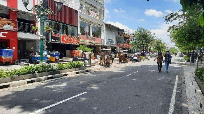 Patuhi PSTKM, Toko-Toko di Malioboro Bakal Tutup Serentak Pukul Tujuh Malam