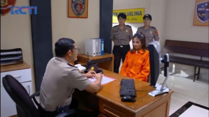 Mama Sarah diperiksa Polisi