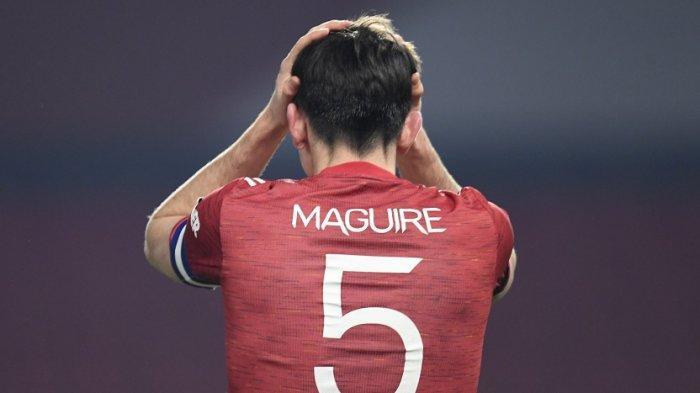 Manchester United vs Leicester CIty: Kapten Setan Merah Terancam Absen
