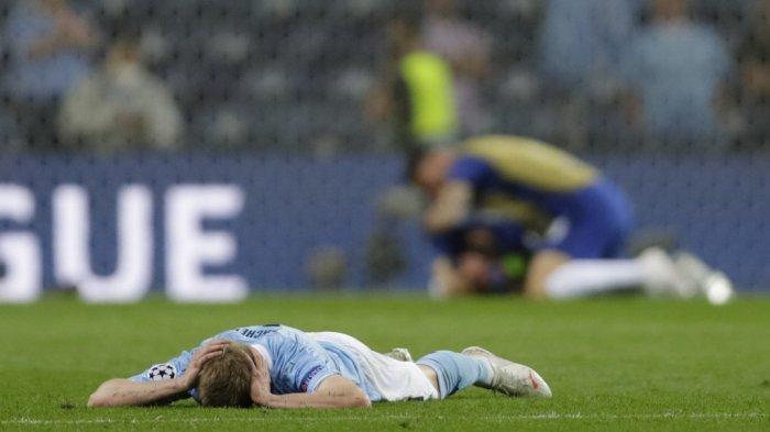 Manchester City Hasilkan 533 Umpan Tanpa Gol