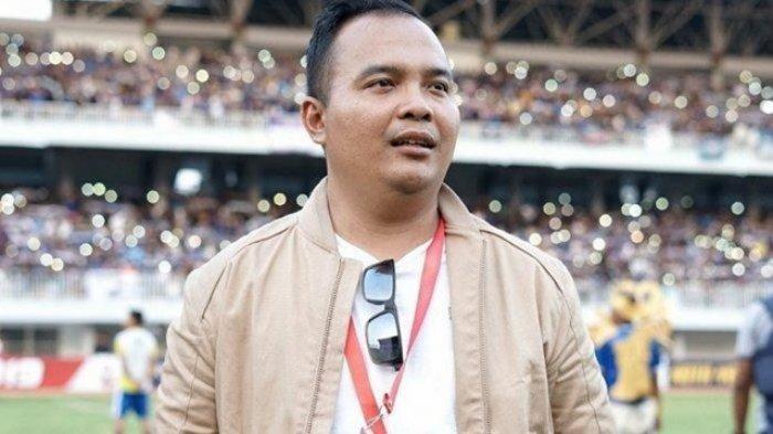Manajer PSIM Yogyakarta, David MP Hutauruk