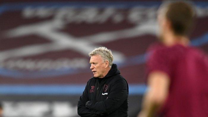 Manajer West Ham United David Moyes