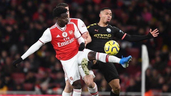 FORMASI & PREDIKSI Arsenal vs Manchester City: Menanti Banjir Gol di Stadion Emirates