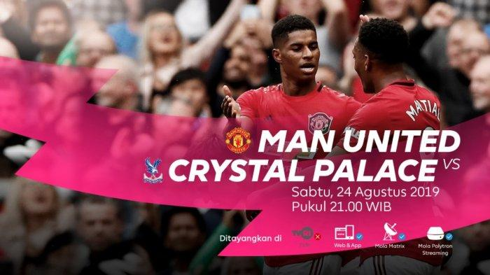 Mu Vs Crystal Palace Di Tvri Dan Mola Tv Akankah Eagles Menang Untuk Pertama Kalinya Tribun Jogja
