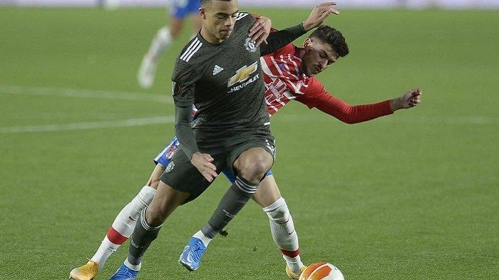 MU vs Granada, Liga Eropa