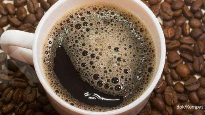 Sederet Manfaat Minum Kopi Hitam, di Antaranya Bisa Menurunkan Risiko Diabetes