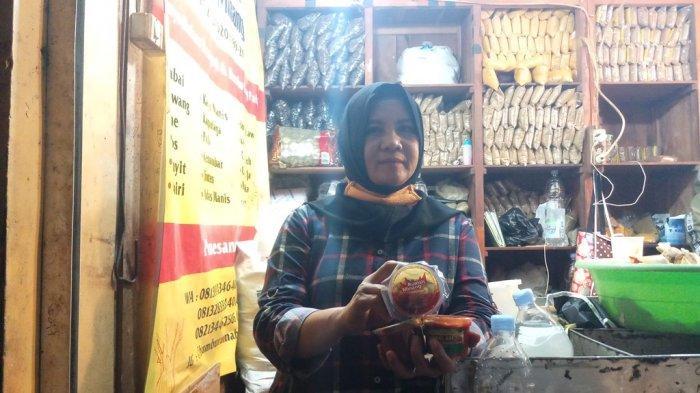 Manfaatkan Teknologi, Penjual Bumbu Giling di Pasar Beringharjo Banjir Pesanan saat Iduladha