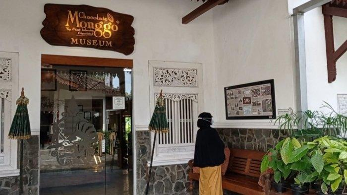 Manisnya Berwisata Edukatif dan Kuliner di Museum Cokelat Monggo